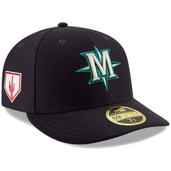 """<a class=""""ql-link"""" href=""""http://sbnation.fanatics.com/MLB_Seattle_Mariners/Seattle_Mariners_New_Era_2019_Spring_Training_Low_Profile_59FIFTY_Fitted_Hat_%E2%80%93_Navy?utm_source=MLB2019SpringTrainingCaps"""" target=""""_blank"""">New Era 2019 Spring Training Low Profile 59FIFTY Fitted Hatfor $39.99</a>"""