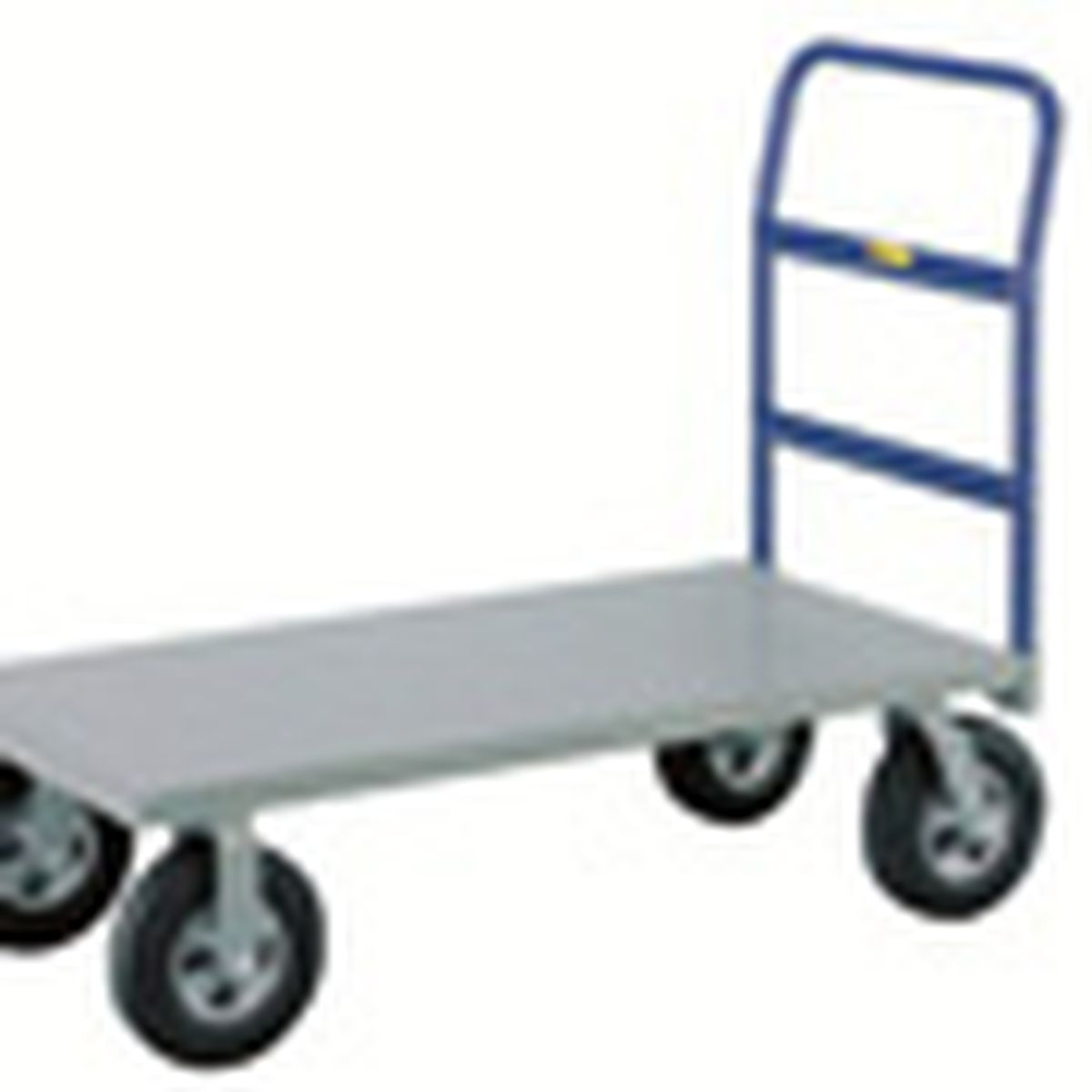 Wheeled platform truck