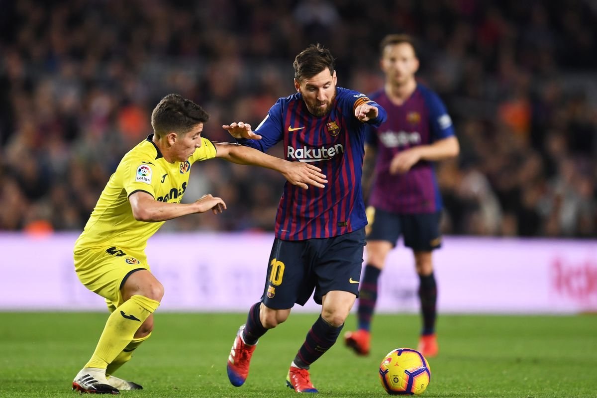 barcelona vs villarreal - photo #1