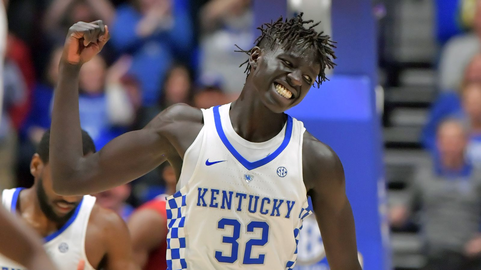 Uk Basketball Schedule: Kentucky Wildcats Basketball: 2018 SEC Matchups Revealed