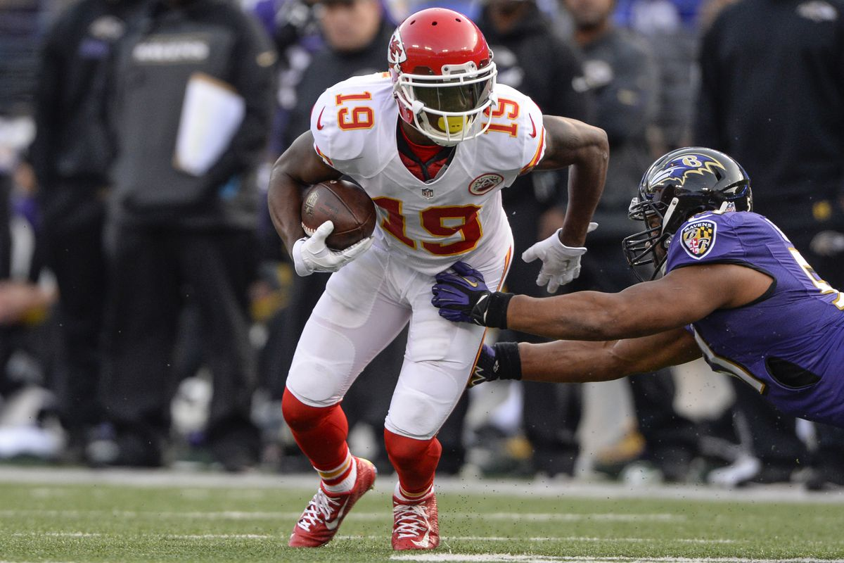 Maclin catches on with Ravens after unexpected exit from KC