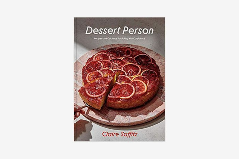 The cover of Dessert Person, a cookbook