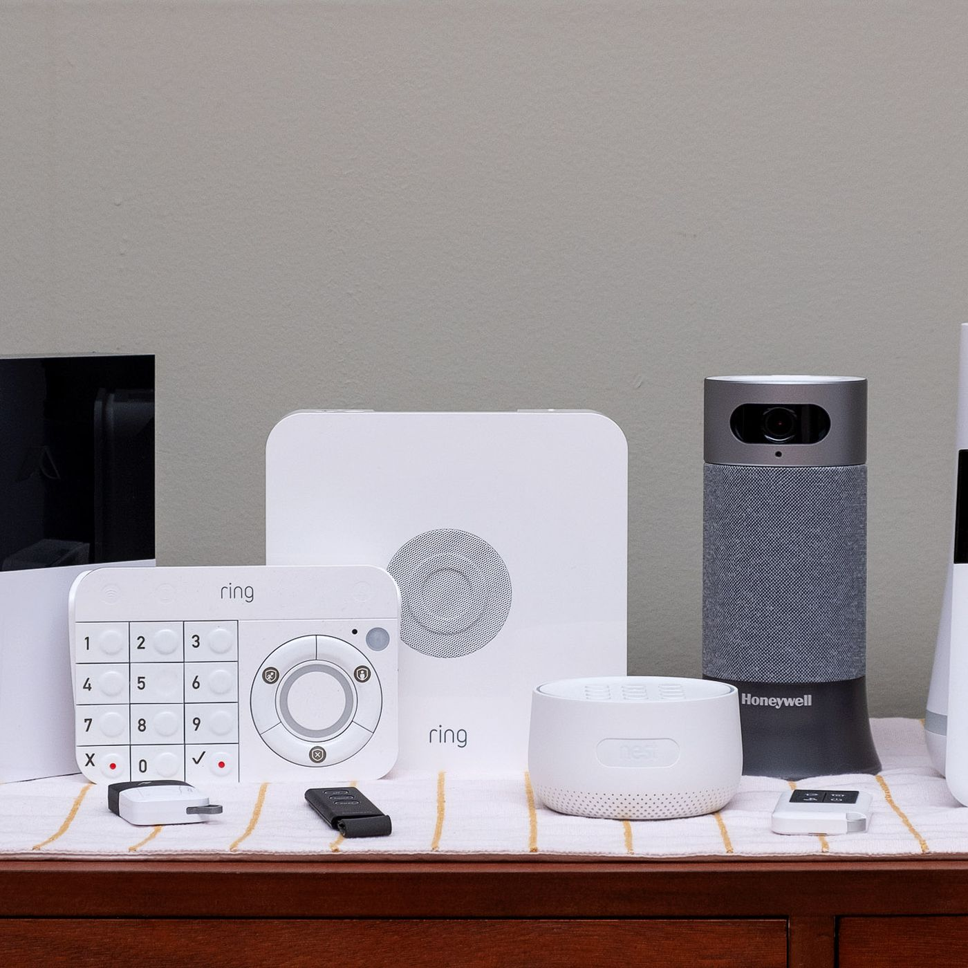 The Best Home Security System You Can Install Yourself Verge