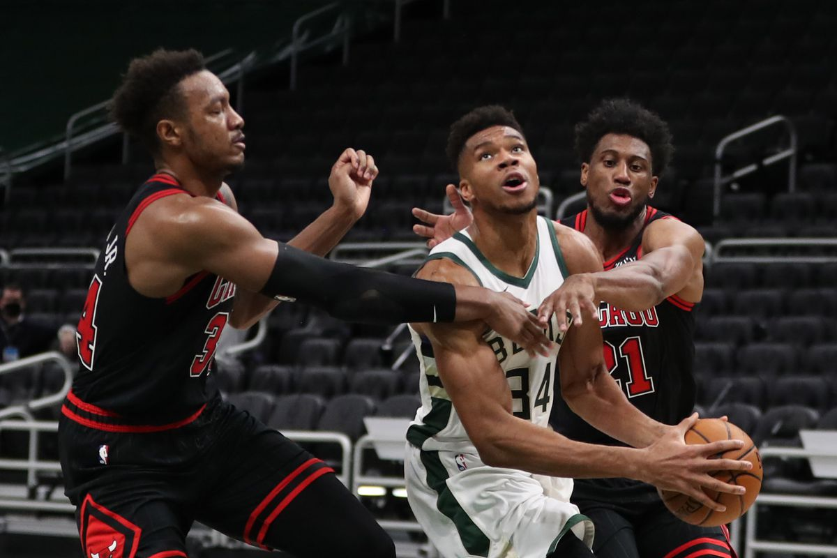 Bucks vs. Bulls Game Thread - Brew Hoop