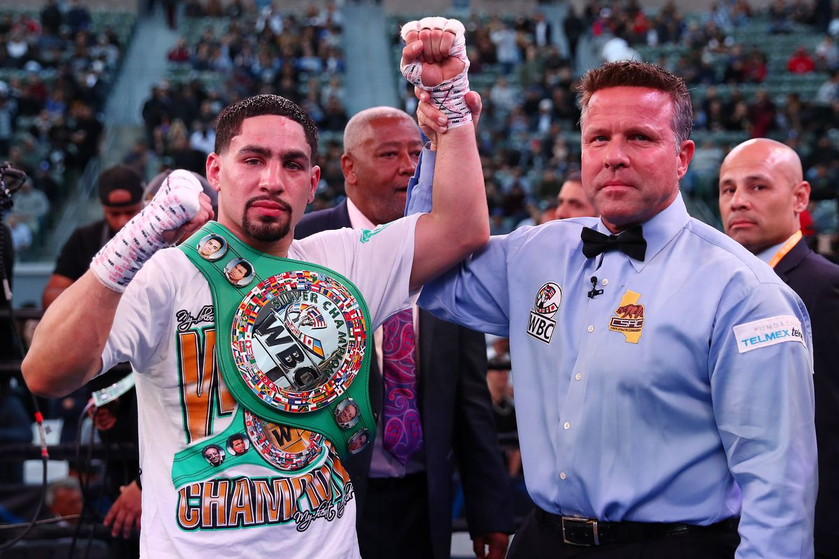 Danny Garcia calls out the top PBC welterweights after win over Granados