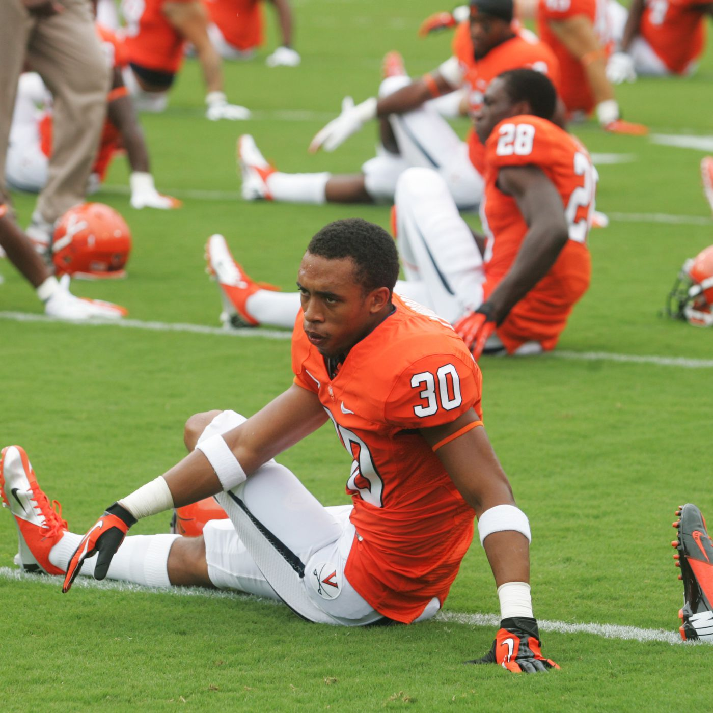 newest 67951 fba03 2013 Virginia Football Roster Profile: C.J. Moore ...