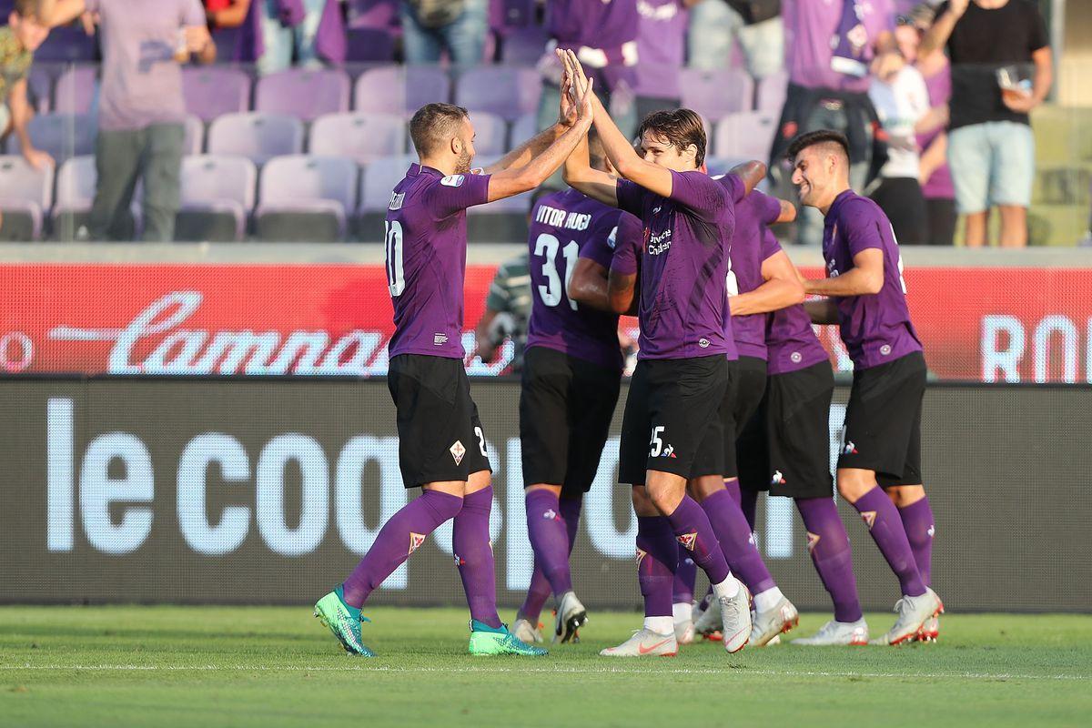 ACF Fiorentina v SPAL - Serie A