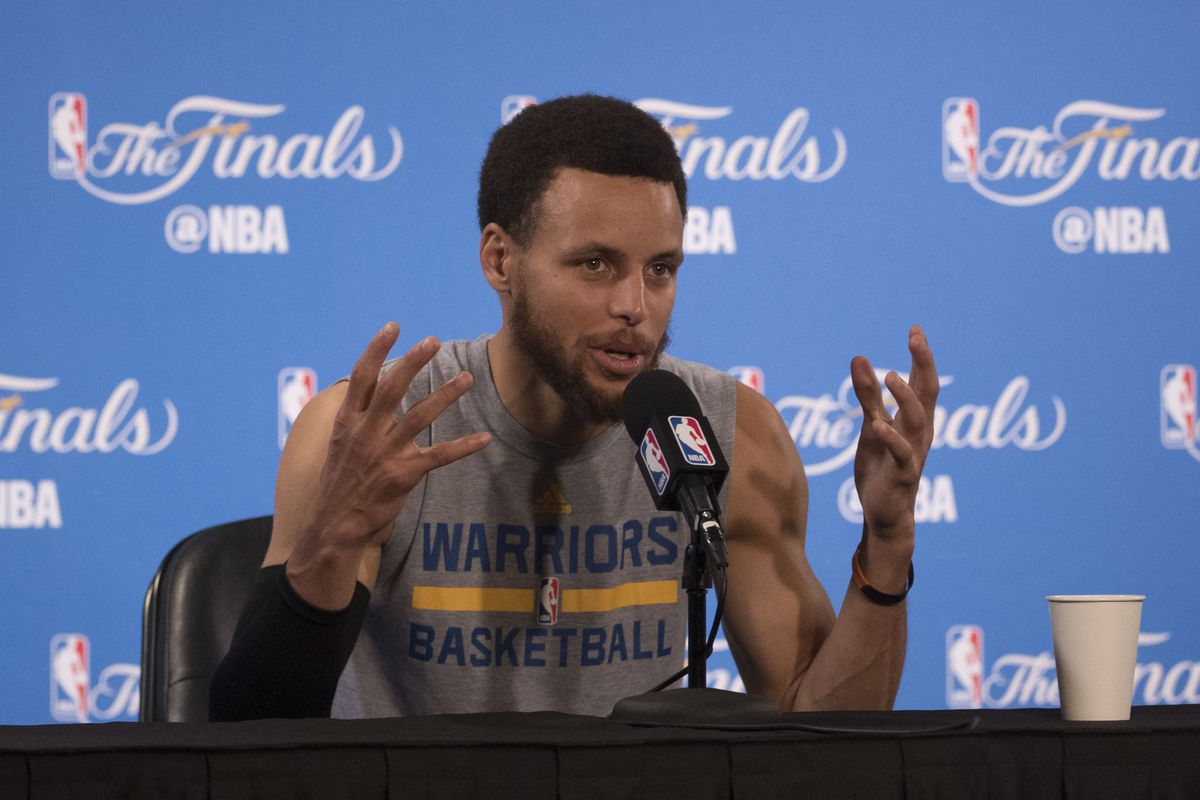 Steph Curry says he's ready for NBA Finals redemption