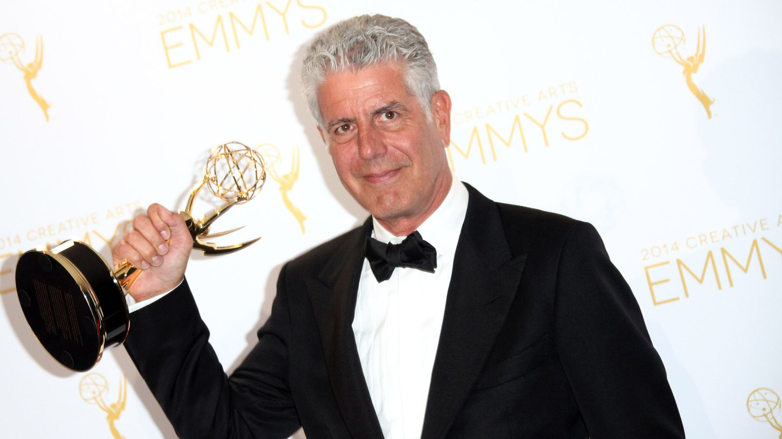 Foodie Explorer Anthony Bourdain On His Creative Process