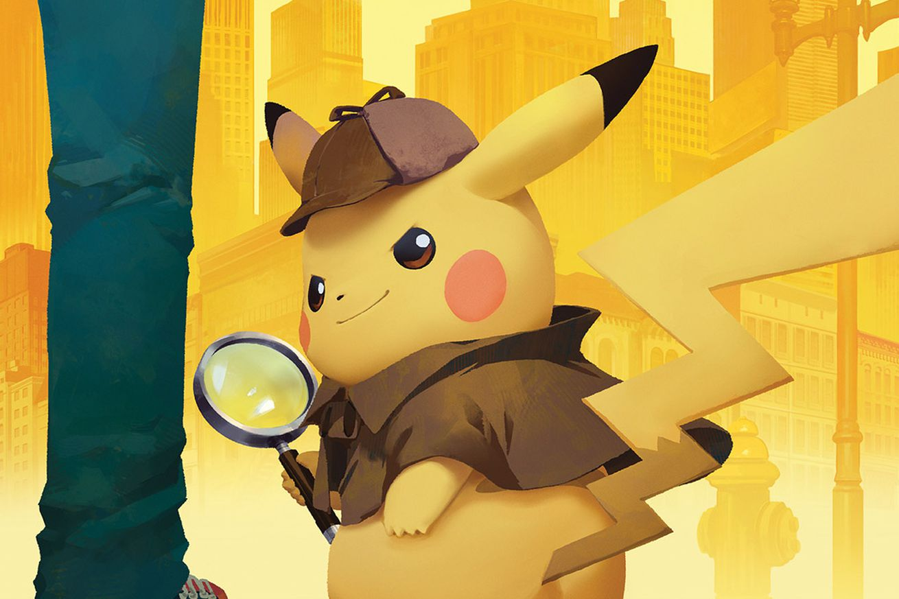 detective pikachu s creators say the game s real mystery is why pikachu can talk