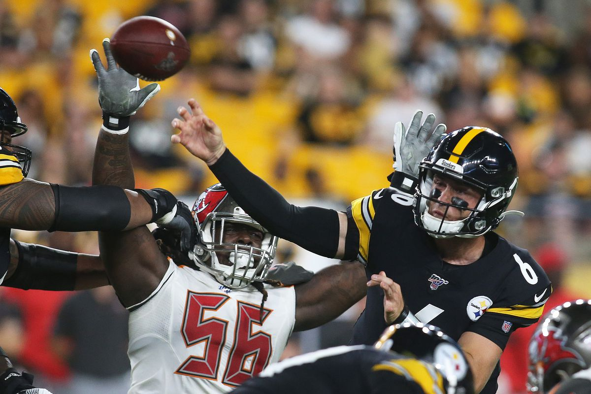 huge discount 8f413 e2827 Poaching players from NFL roster cut downs: the AFC North ...