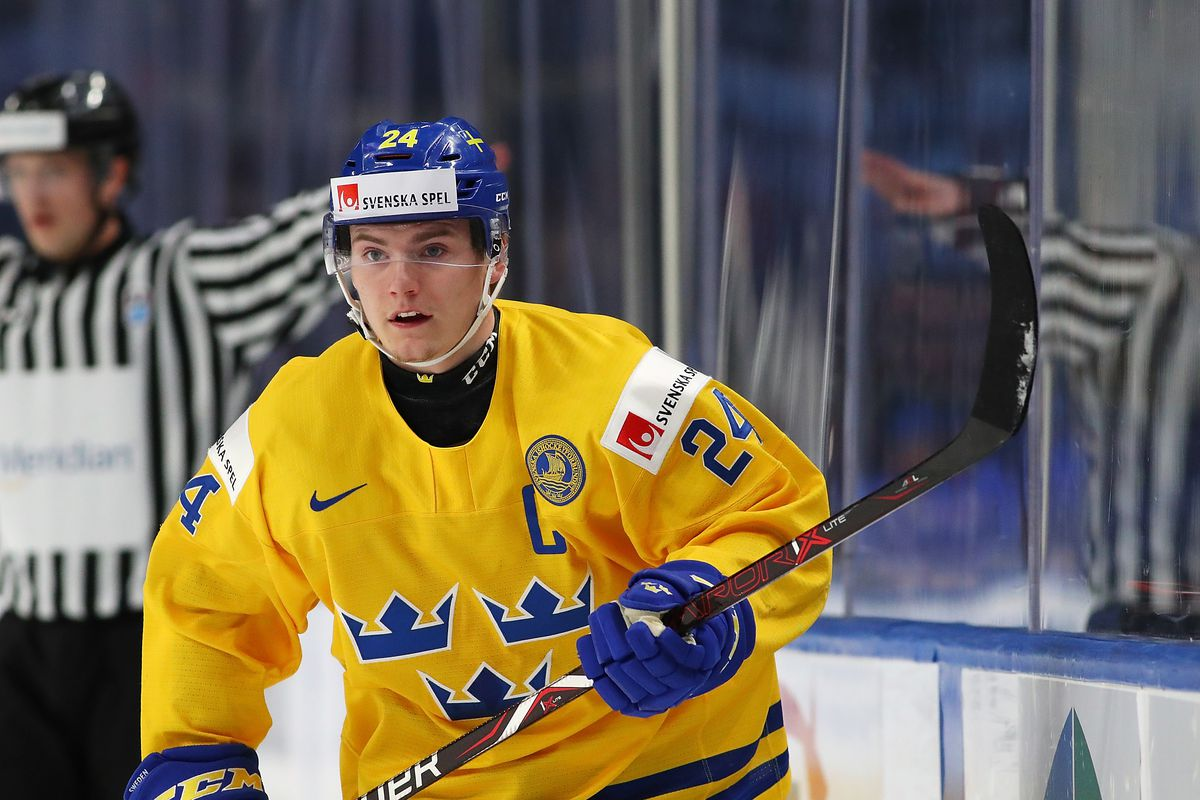 Iihf Announces Suspension Of Lias Andersson From 2019 World Junior