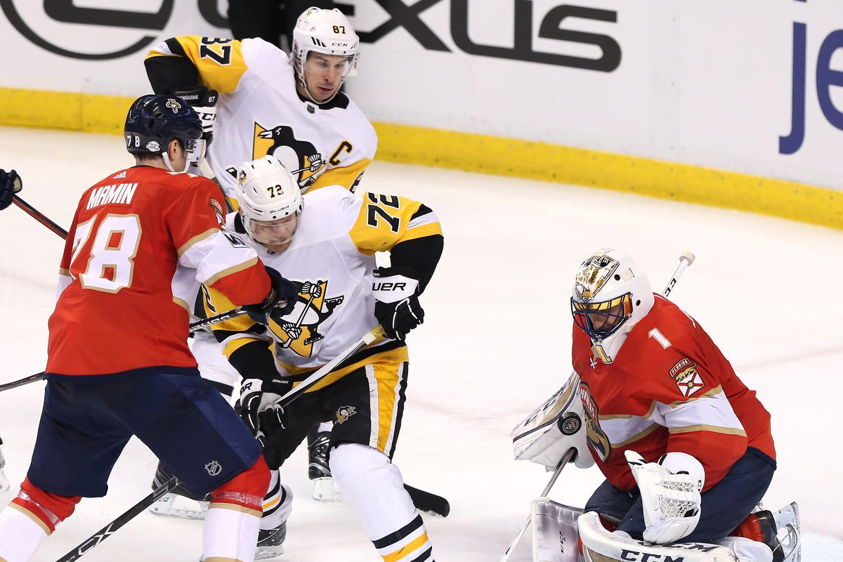 Pittsburgh Penguins   Florida Panthers 2 7 2019  lines 8d68a8f1e
