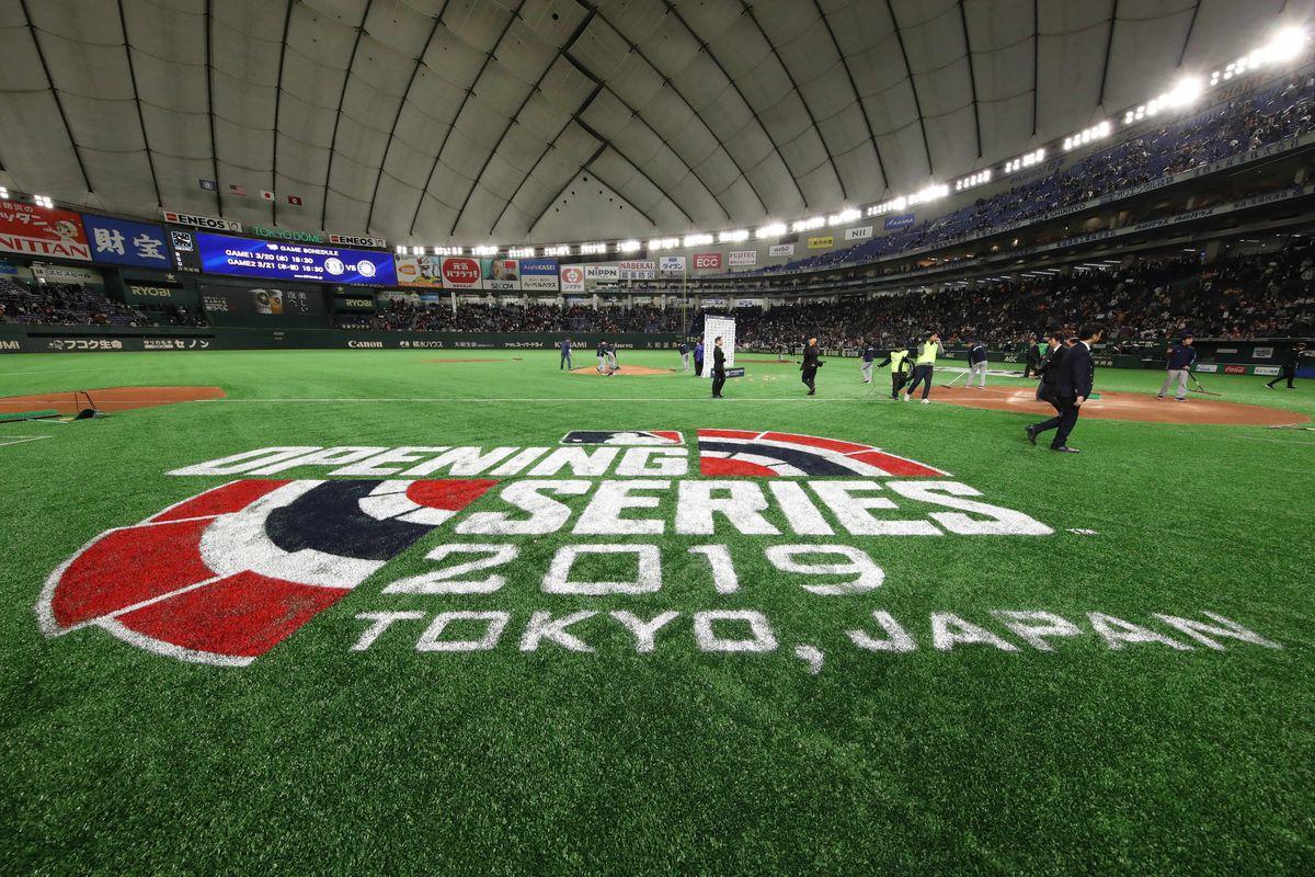 MLB: Spring Training-Seattle Mariners at Yomiuri Giants