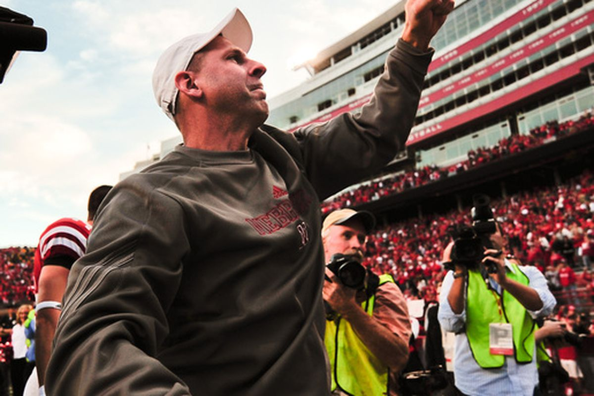 Pelini wanted a calmer fan base. If he gets what he's asking for, that's not really a good thing, is it?