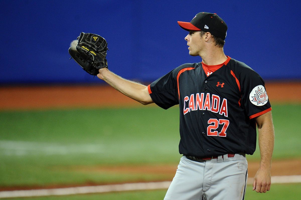 A Canadian lamb to the slaughter or Cy Albers?