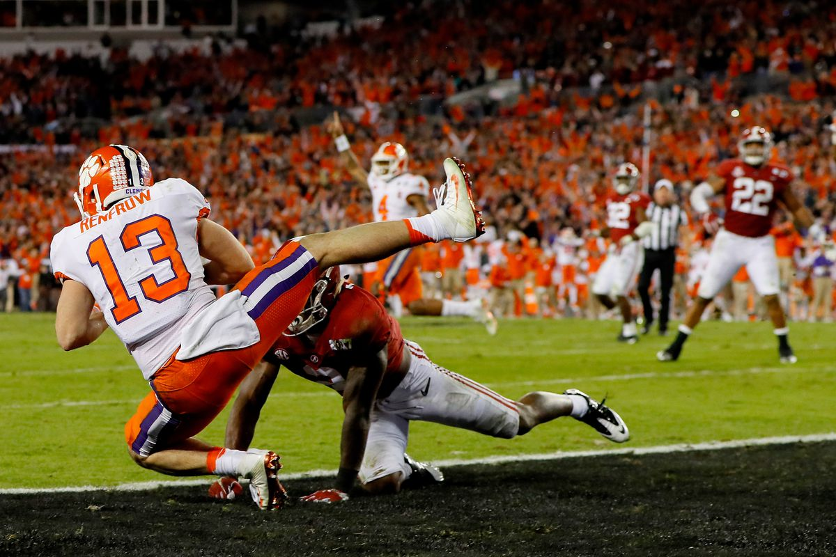 Moments How Clemson Came To Be Crowned National Champions Shakin