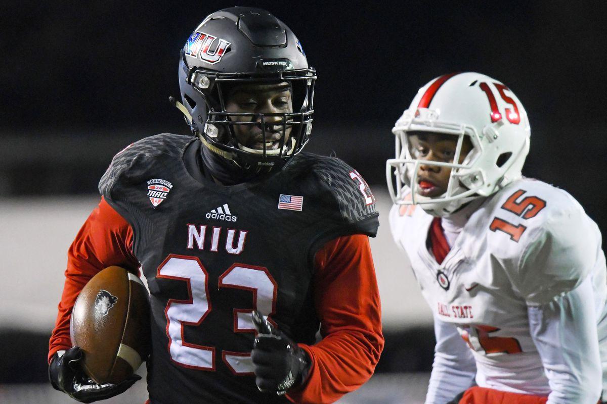 NCAA Football: Ball State at Northern Illinois