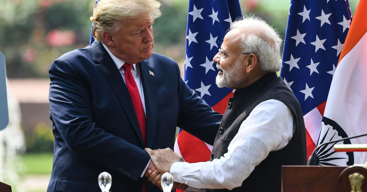 Trump and Modi are leading the world's two largest democracies down dangerous paths