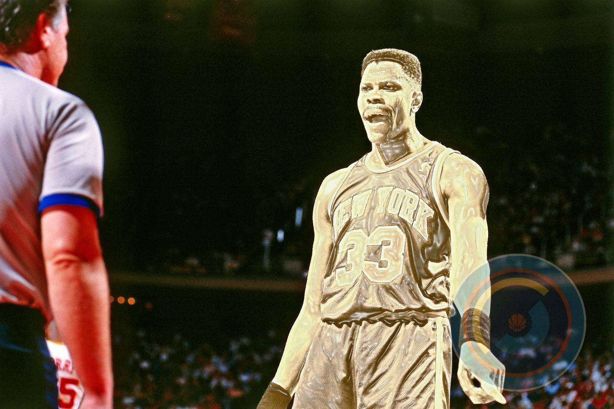 Alabaster Ewing, the current incarnation of the legendary Patrick Ewing, will head the Knicks tonight.