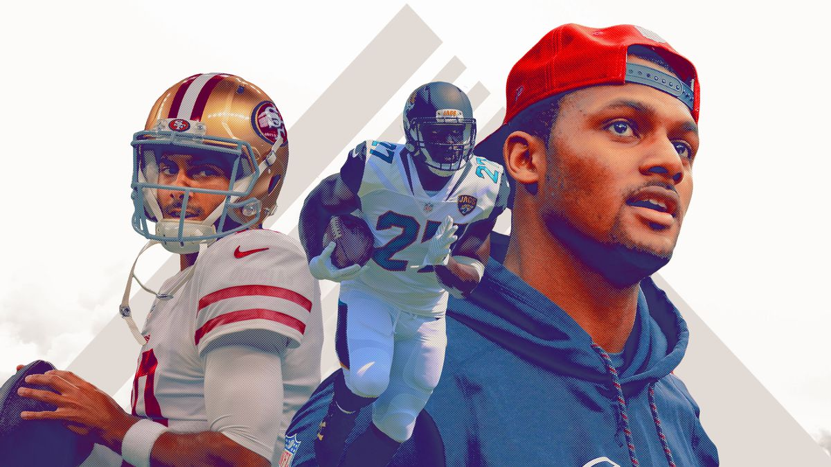 ec8c3454 NFL Preseason Power Rankings, Part 3: Enter Deshaun Watson and Jimmy ...