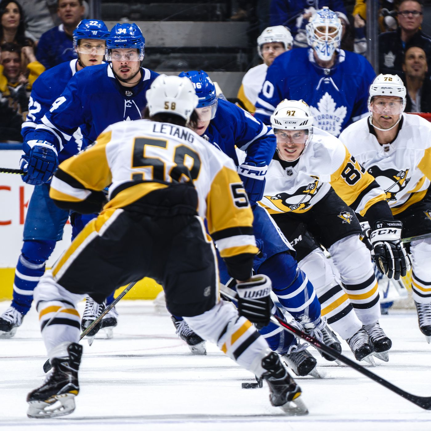 Game 59 Preview Pittsburgh Penguins Toronto Maple Leafs 2 20 2020 Lines How To Watch Pensburgh