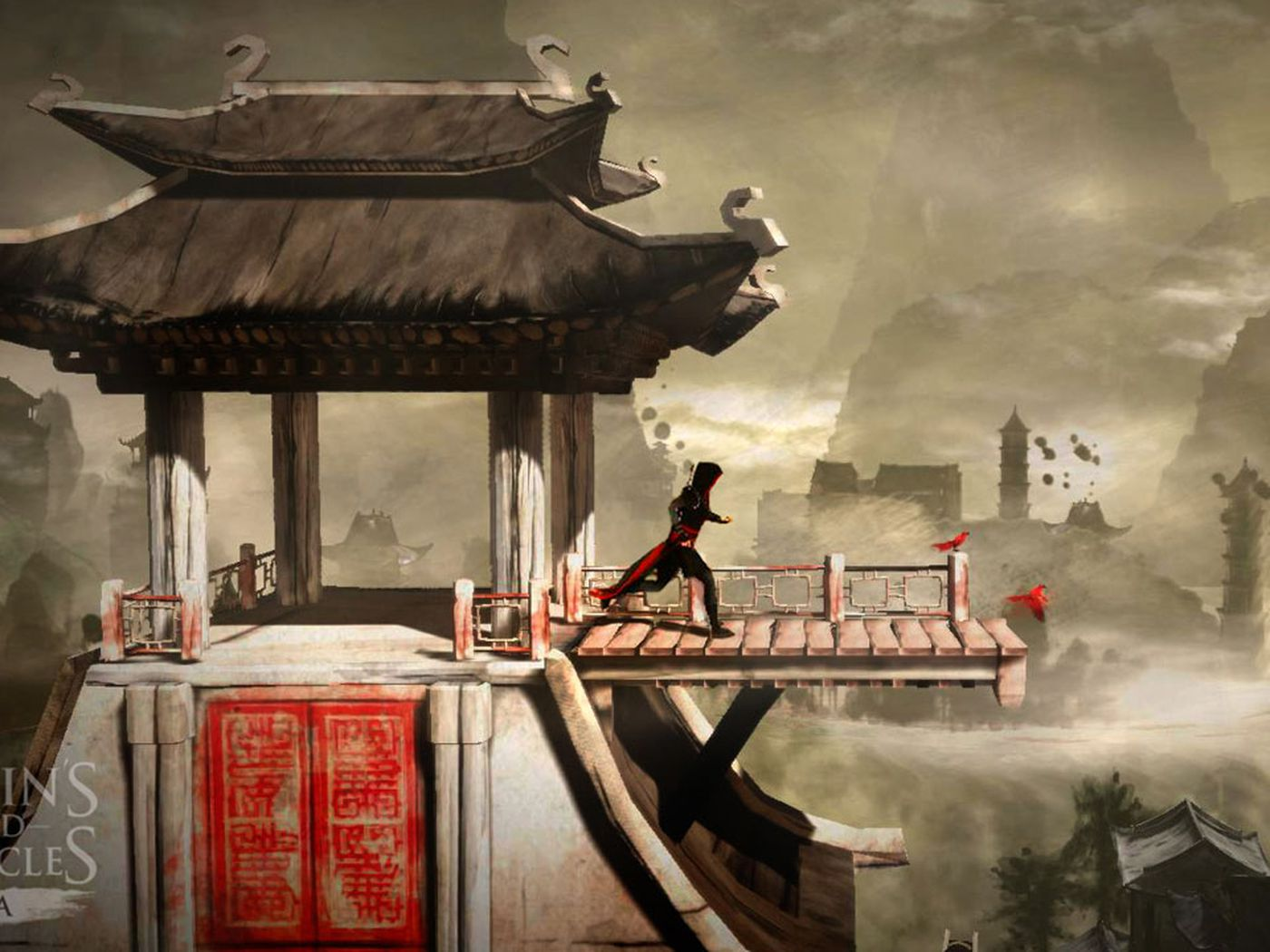 A New Assassin S Creed Game Set In China Is Included In Ac Unity S