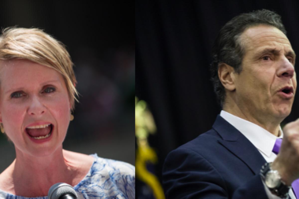 Voters head to the polls Thursday for New York's gubernatorial primary.