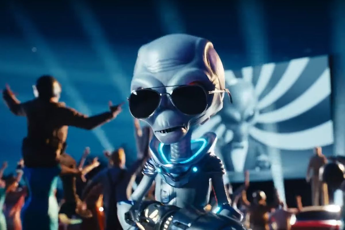 Crypto from Destroy All Humans!