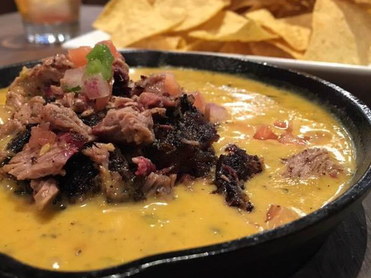 You need more brisket queso in your life.