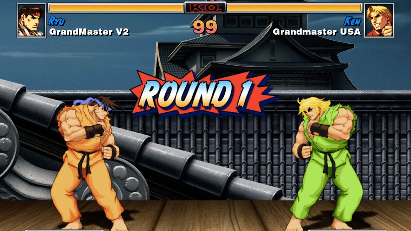 How To Play Street Fighter A Fighting Game Primer For