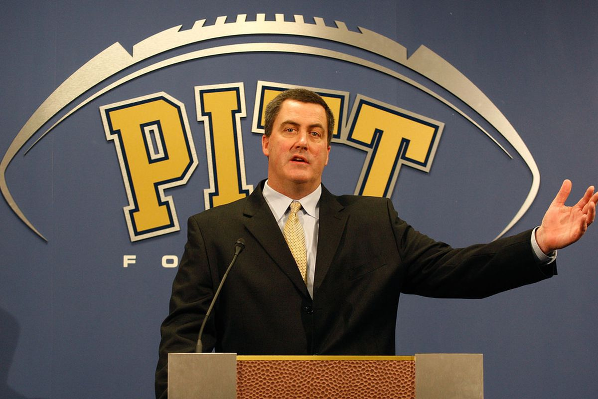 Where do Paul Chryst's top assistants rank in the Big East? (Photo by Jared Wickerham/Getty Images)