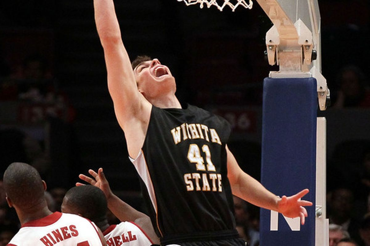 Wichita State's Garrett Stutz was instrumental in the Shockers' success this season, and it began in the 2011 NIT. Was his improvement enough for an NBA team to take a shot at him?