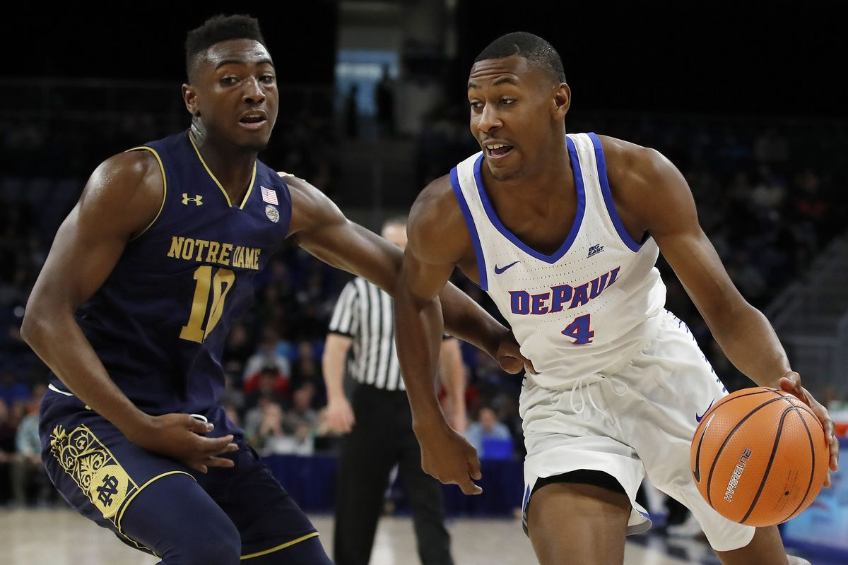 Quick Recap: Notre Dame Basketball Defeats Depaul 72-58 in ...