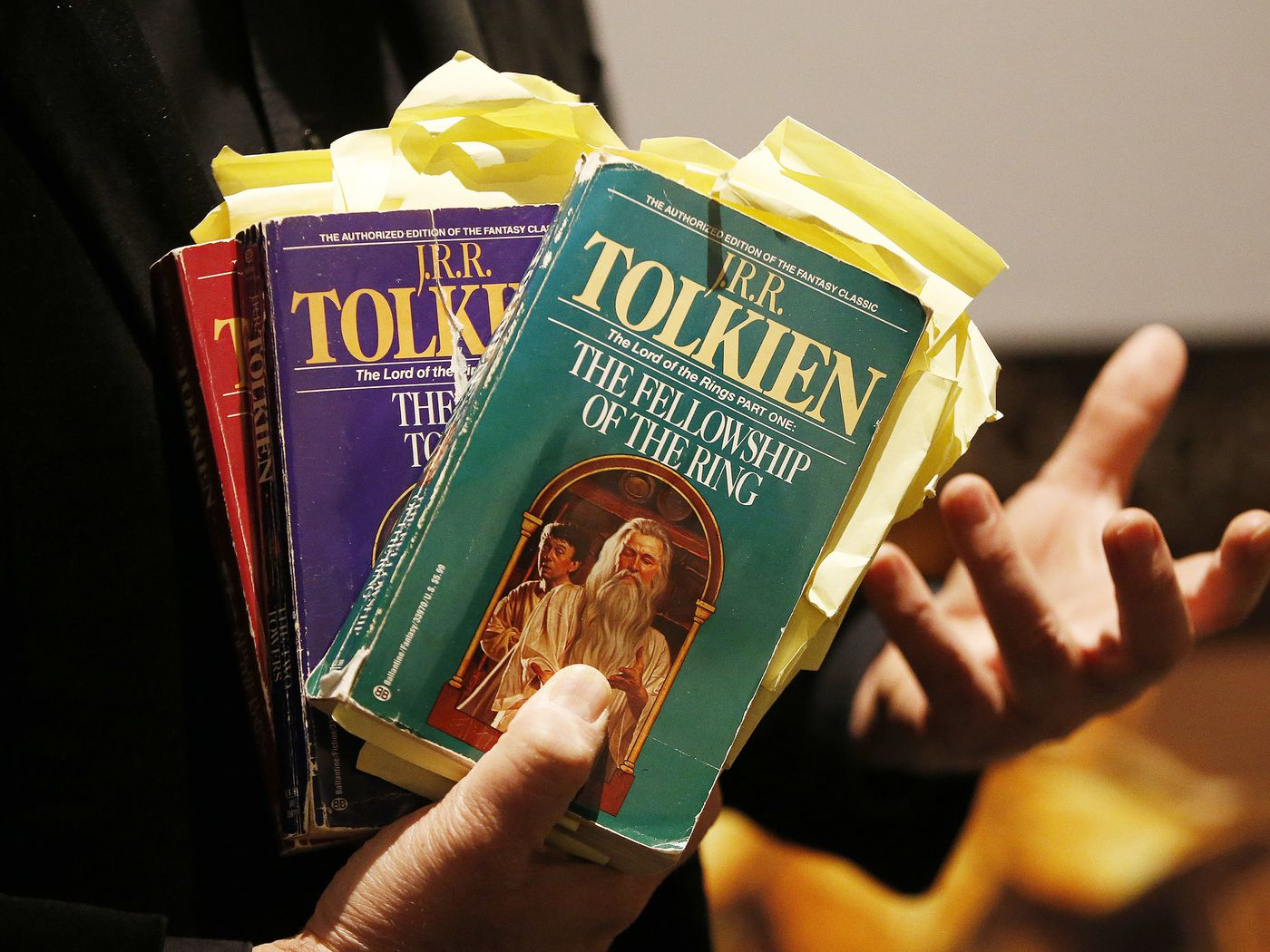 27 Of The Best J R R Tolkien Quotes Deseret News