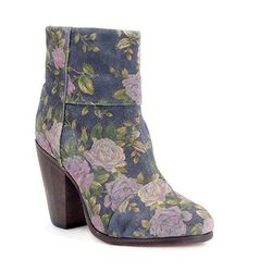 """Because knowing Boston, we'll <i>definitely</i> be needing these. Classic Newbury in Navy Floral, $550 at <a href=""""http://www.rag-bone.com/Classic_Newbury__Navy_Floral/pd/cl/9090/np/201/p/3906.html"""">rag & bone</a>."""