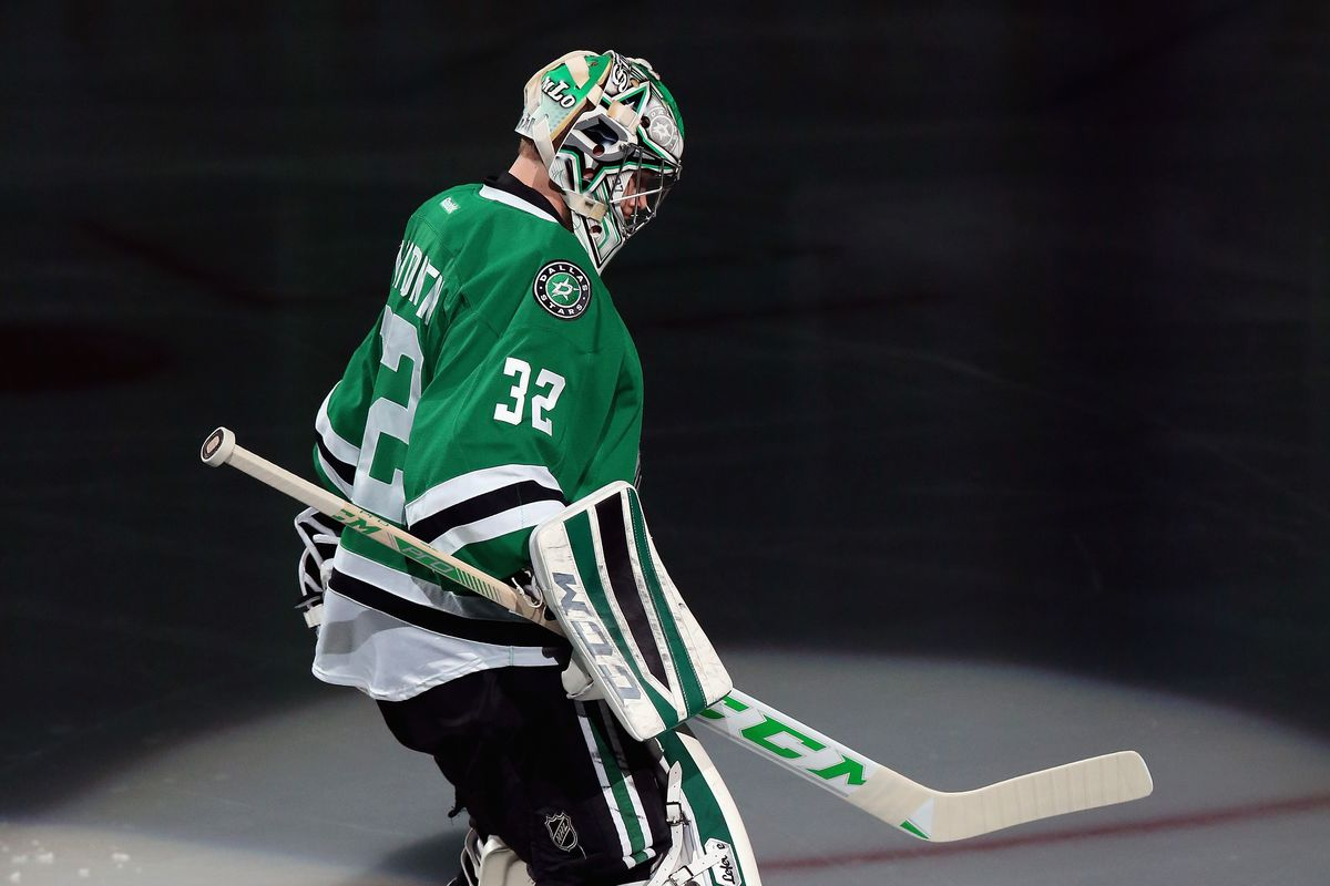 Kari Lehtonen and his supporting cast of quality backup goaltenders over his Dallas tenure.