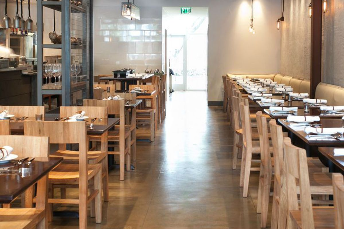 There's a new chef in charge of the farm-to-table fare at FT33.