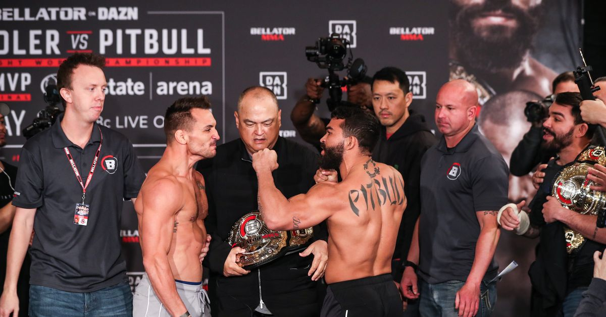 Bellator 221: Chandler vs. 'Pitbull' live stream, results, play-by-play - Bloody Elbow