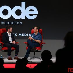 """Alibaba executive chairman Joe Tsai joined Jason Del Rey on stage for a conversation about the growth of Chinese tech companies. Watch the full video <a href=""""https://www.recode.net/2018/5/30/17385438/katrina-lake-stitch-fix-code-conference-interview-diversity"""">here</a>."""