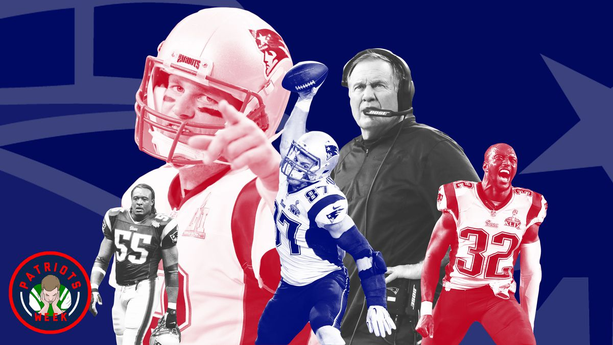 1601a21e5 Ranking the 16 Most Important People in the Patriots  Dynasty - The ...