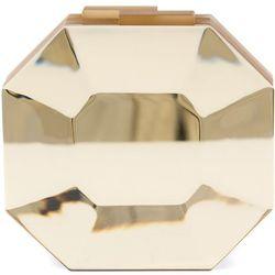 """Octagon clutch, <a href=""""http://www.farfetch.com/shopping/women/rauwolf-octagon-clutch-item-10640267.aspx"""">Rauwolf</a>, $1,861"""