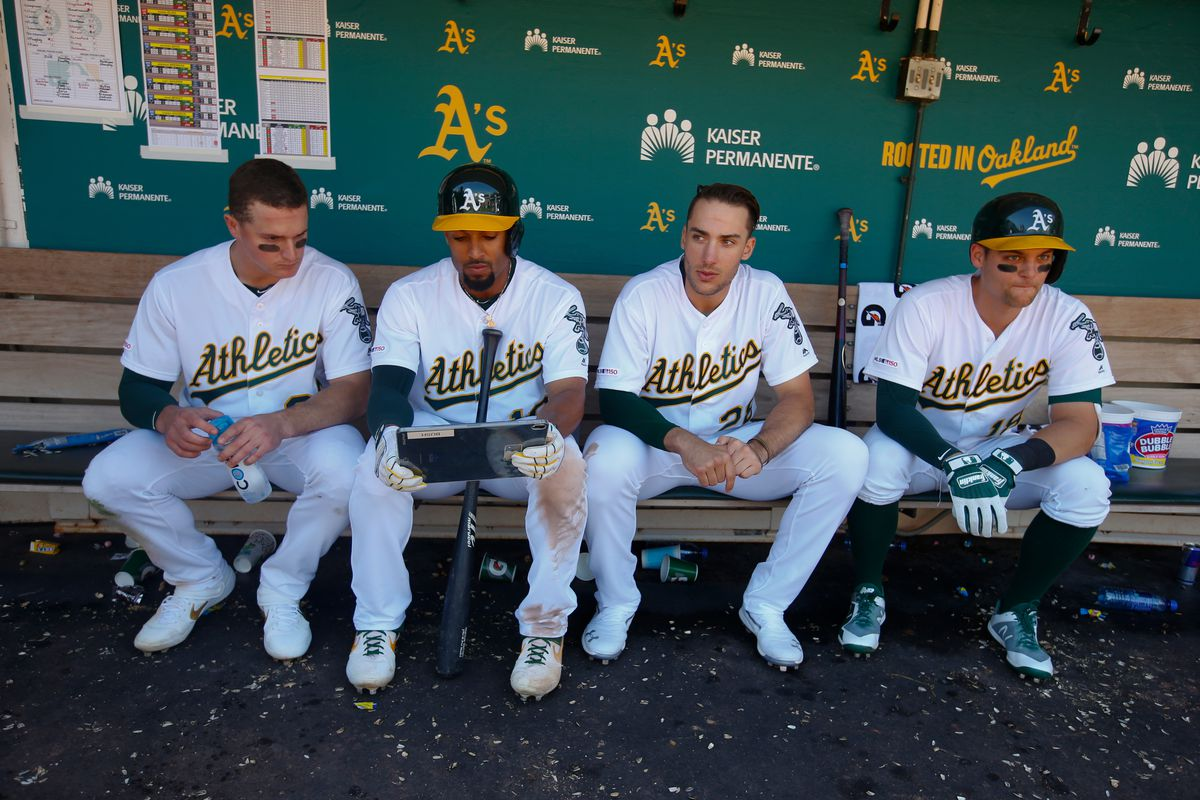 Predicting Oakland A's 30-man roster for 2020 Opening Day - Athletics Nation