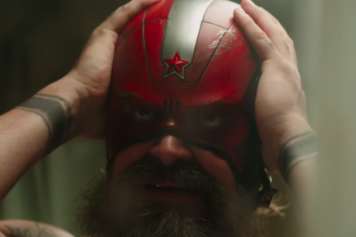 Who Is David Harbour S Character Red Guardian In Marvel S