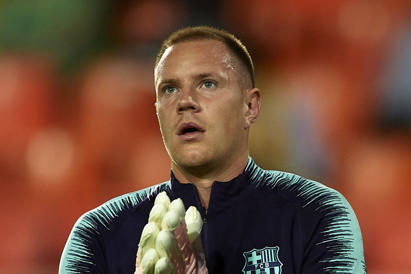 Ter Stegen set to miss out for Germany again