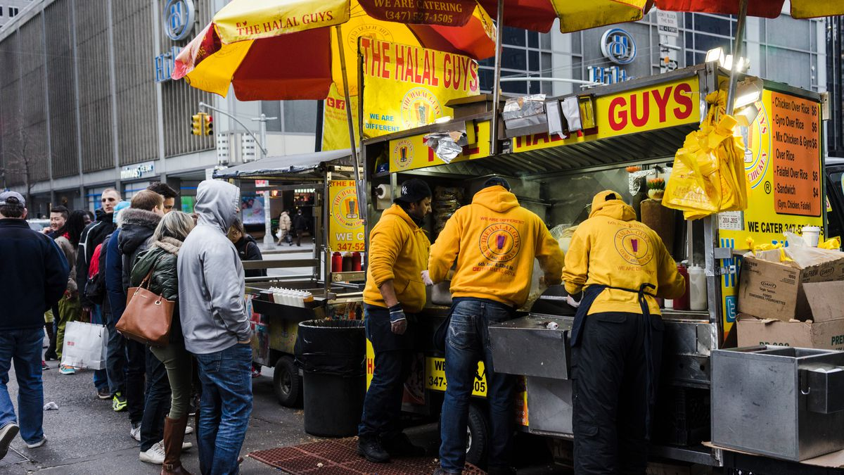 Halal Food Places In Manhattan