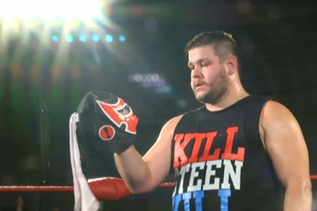 Why I don't pretend El Generico and Sami Zayn are different people - Cageside Seats