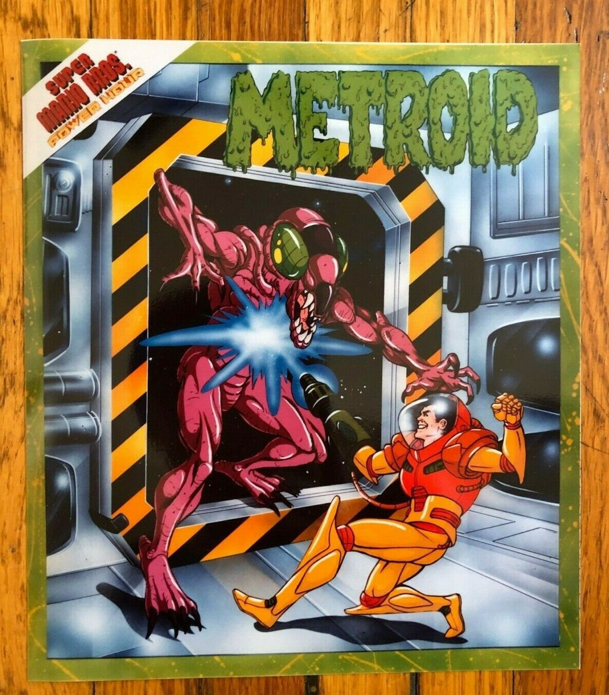 new metroid and castlevania cartoon concept art uncovered