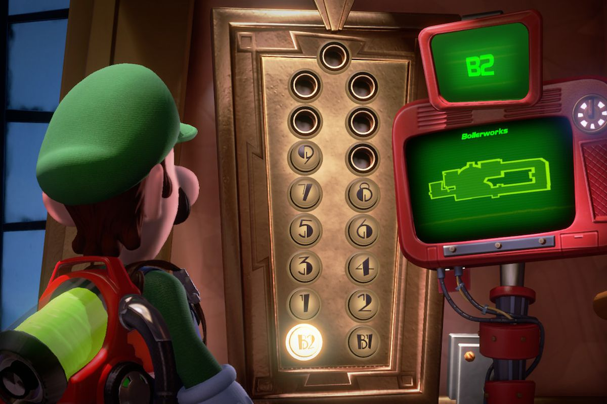 Luigi S Mansion 3 B2 Gems Locations Guide Polygon