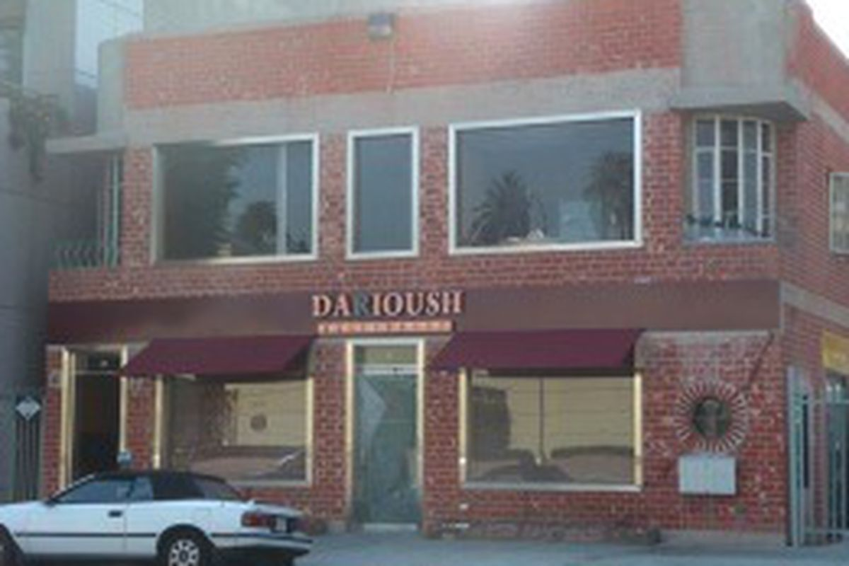 Changes at The Tasting Kitchen, Darioush Comes to BH ...